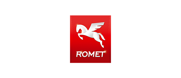 flying horse logo romet motors 22