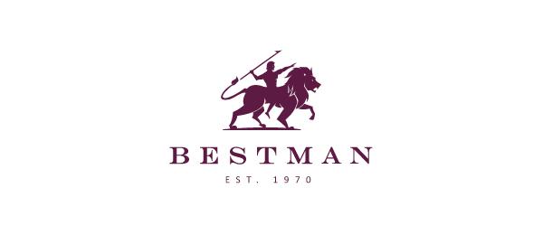 horse logo bestman logo 24