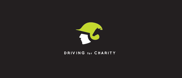 horse logo driving for charity 23