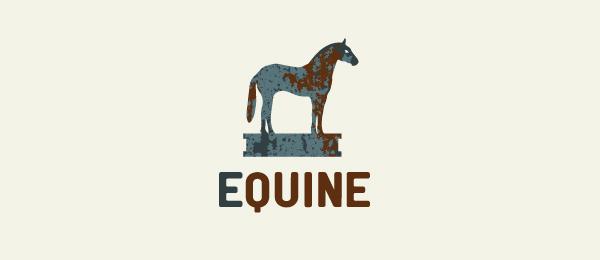 horse logo equine 13