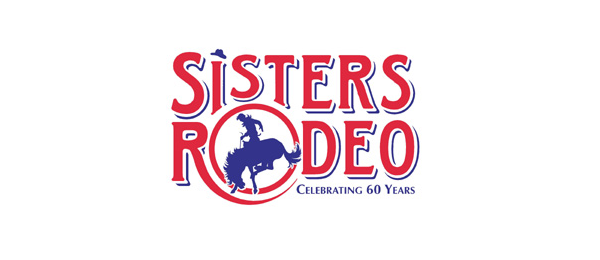 horse logo sisters rodeo 18