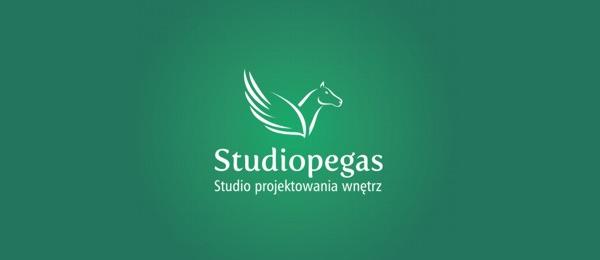horse logo studio pegas 36