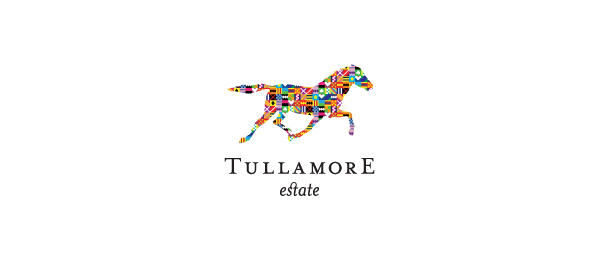 horse logo tullamore estate 21