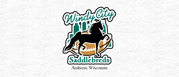 horse logo windy city saddlebreds 31