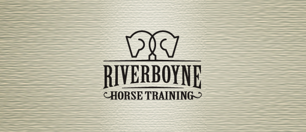 horse training logo 14