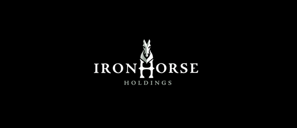iron horse logo 15