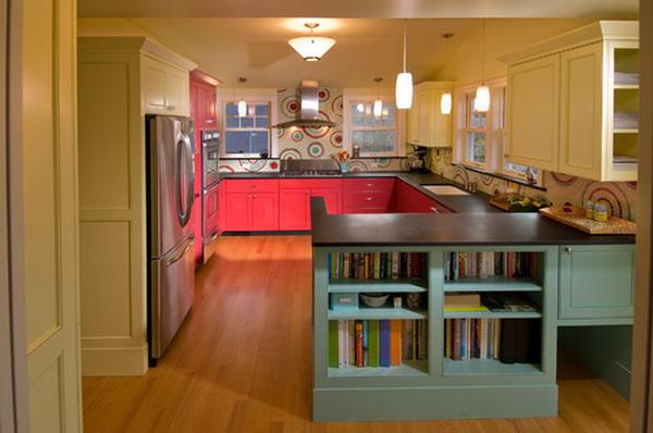 contemporary kitchen 32