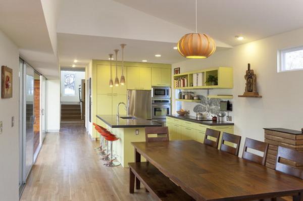 contemporary kitchen 43