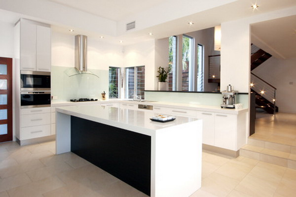 contemporary kitchen 46