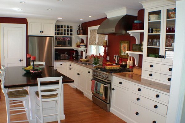 eclectic kitchen design 22