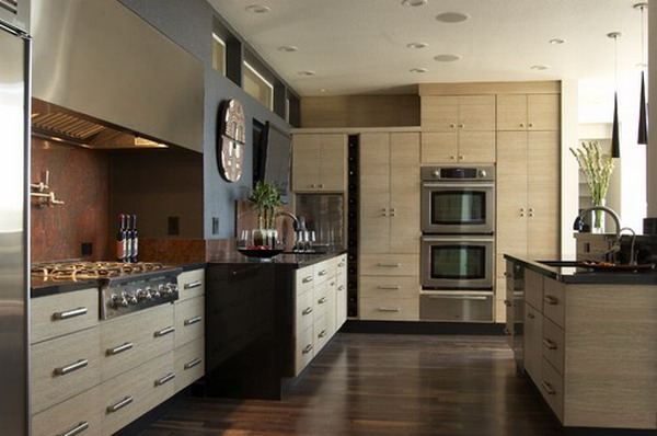 modern kitchen idea 49