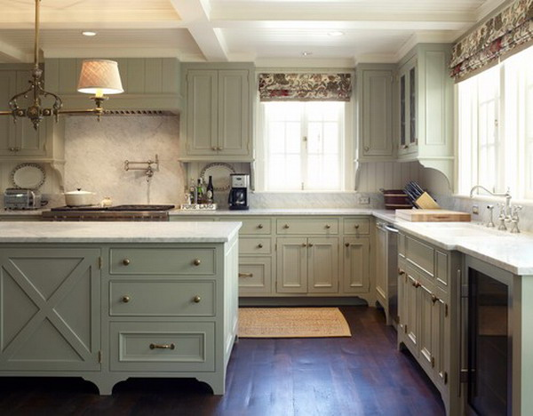 traditional kitchen 27