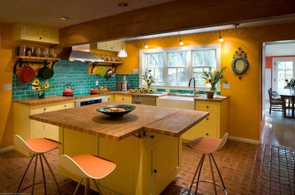 traditional kitchen design 15