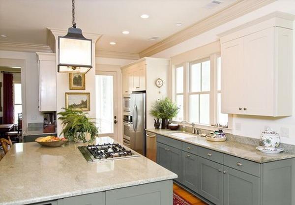traditional kitchen idea 21