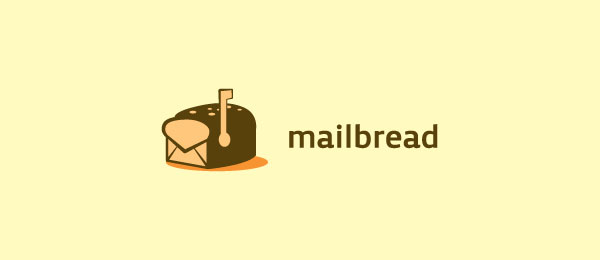 mail logo bread 32