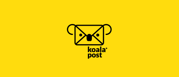 mail logo koala post 22