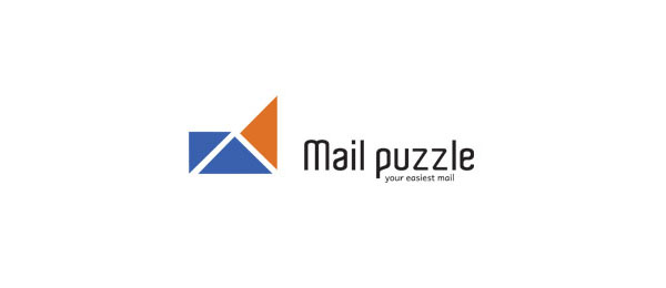 mail puzzle logo 47