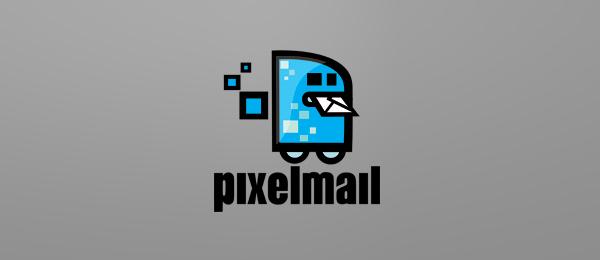 pixel mail logo 44