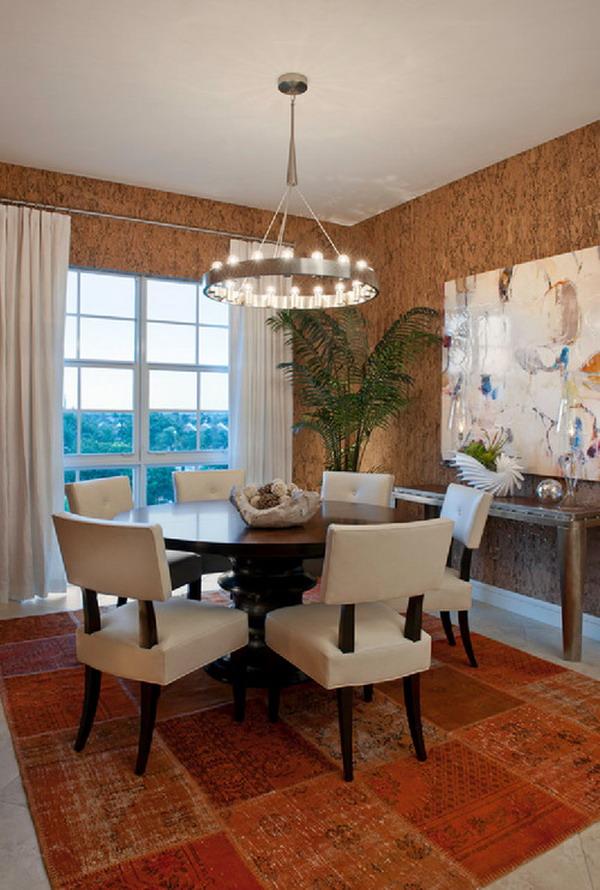 contemporary dining room 12