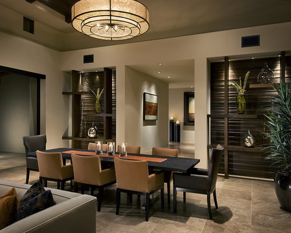 contemporary dining room 13