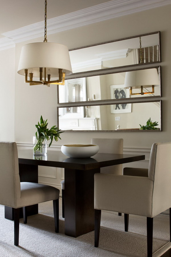 Charmant 40+ Beautiful Modern Dining Room Ideas   Hative