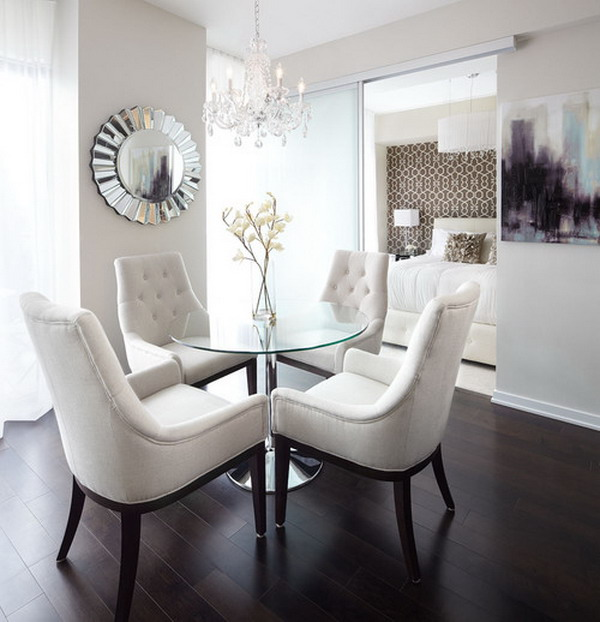 contemporary dining room 19