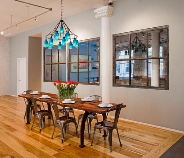 contemporary dining room 2