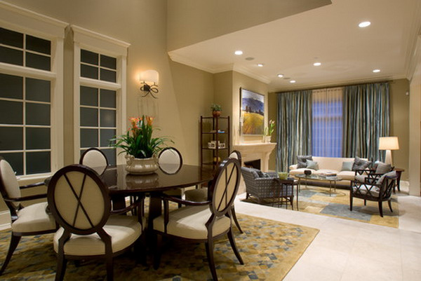 contemporary dining room 21