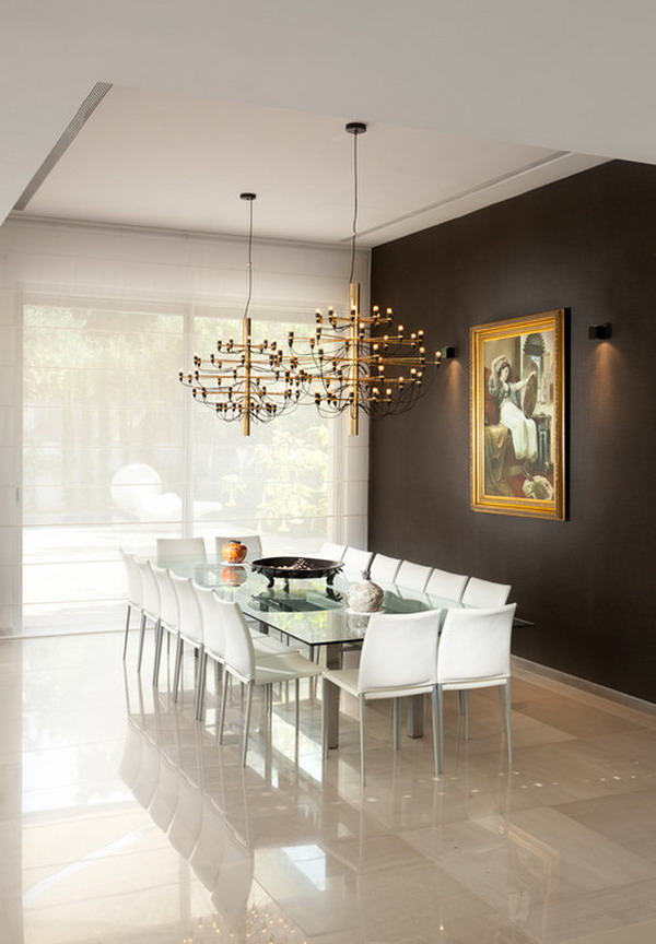 contemporary dining room design 41
