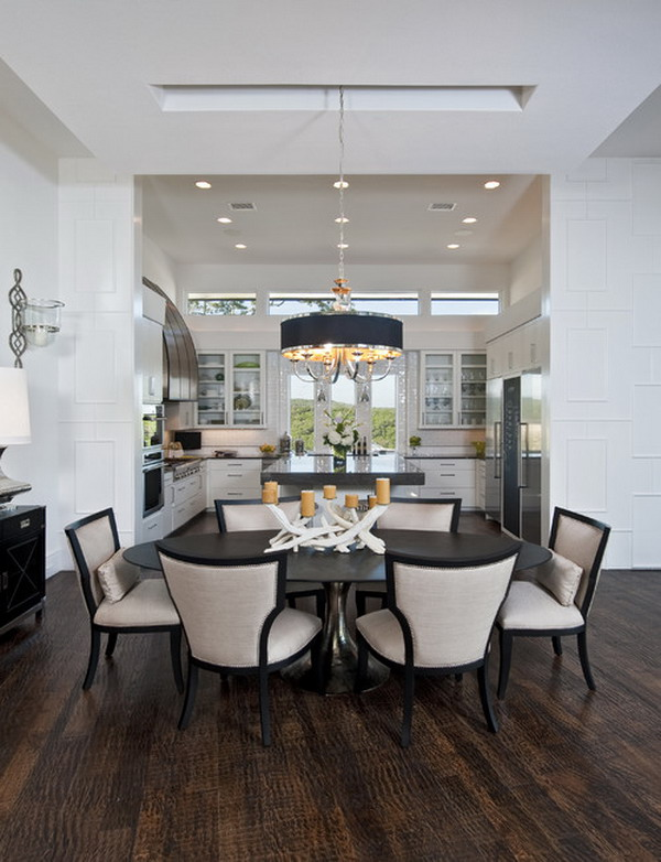 contemporary diningroom 27