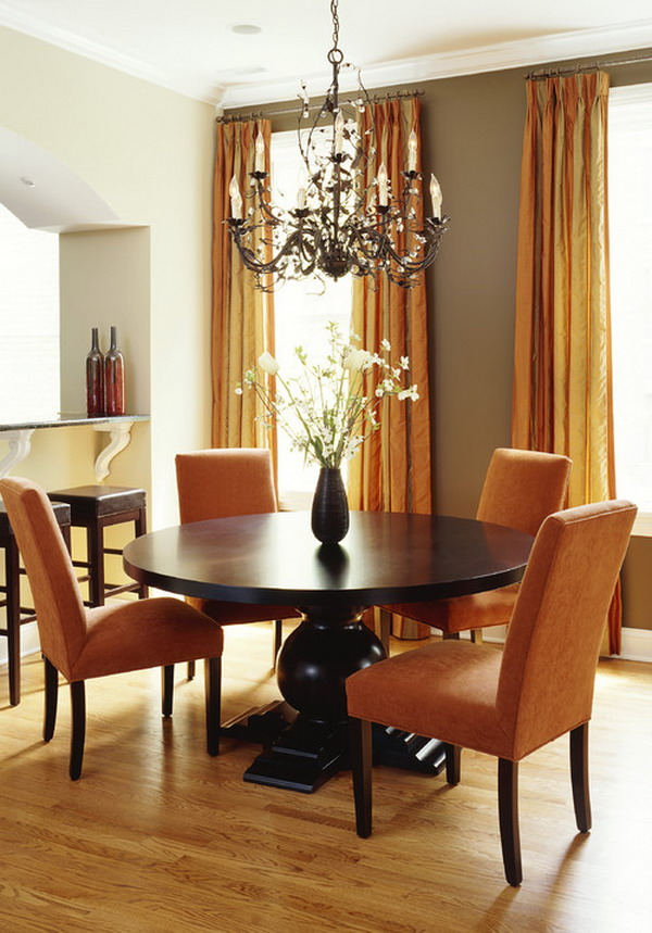 40 beautiful modern dining room ideas hative for Dining room ideas 2013