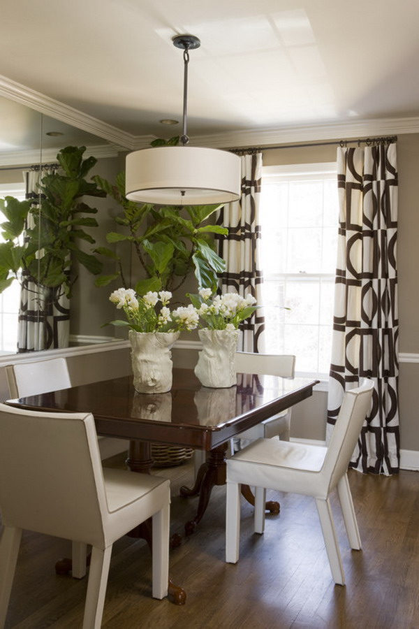Room Design: 40+ Beautiful Modern Dining Room Ideas