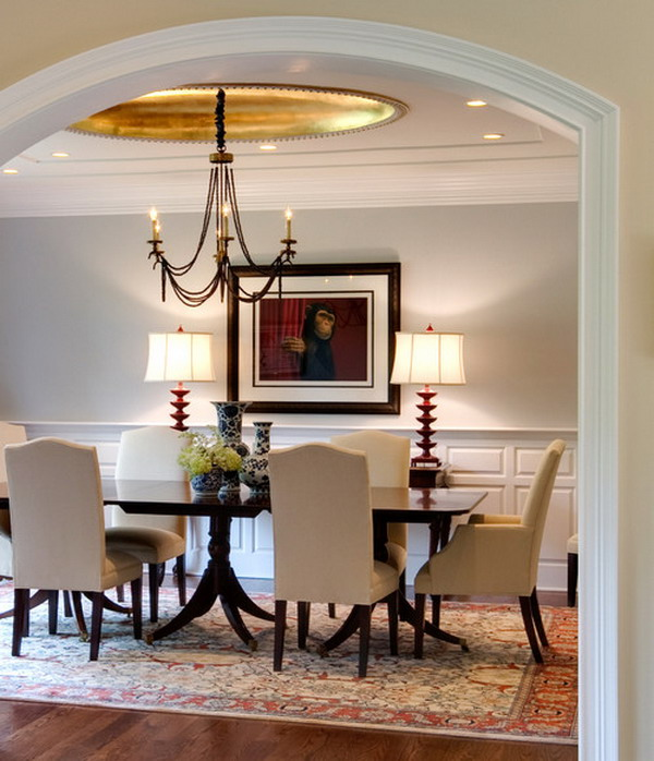 Modern Chandeliers Contemporary Dining Room: 40+ Beautiful Modern Dining Room Ideas