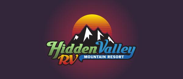 mountain logo hidden valley 22