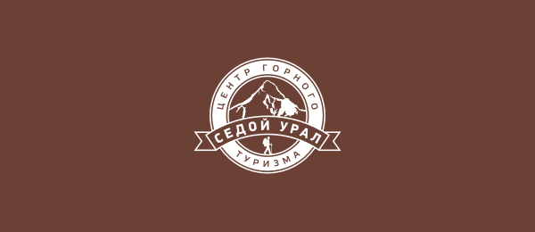 mountain logo old ural 37