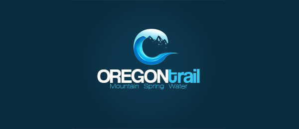 mountain logo oregon trail 24