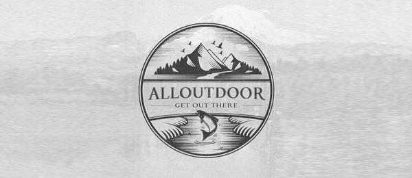 mountain logo outdoor 20