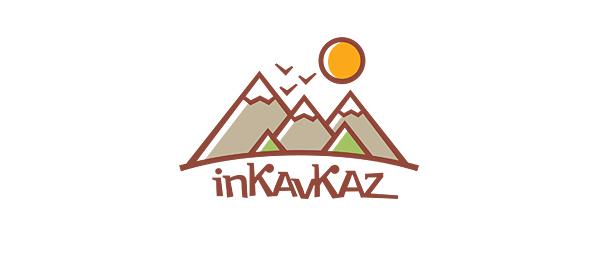 mountain logo travel agency 13