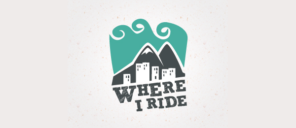 mountain logo where i ride 8