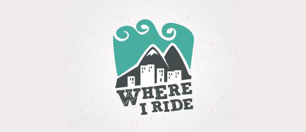 mountain logo where i ride 8