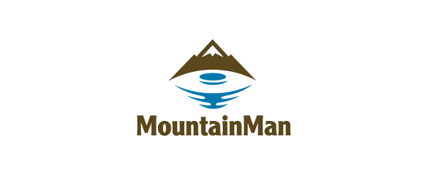 mountain man logo 35