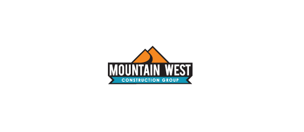mountain west construction logo 4
