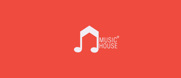music house logo 34