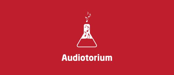 music logo audiotorium 48