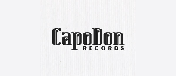 music logo capo don records 22