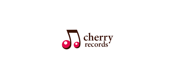 music logo cherry records 31