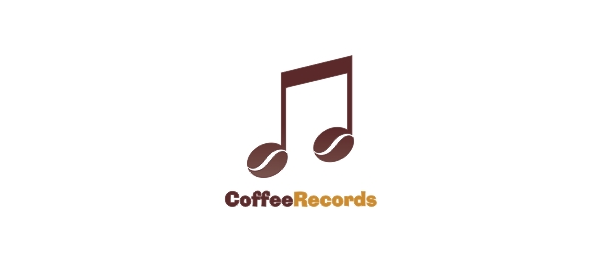 music logo coffee records 26