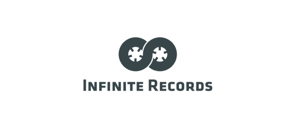 music logo infinite records 49