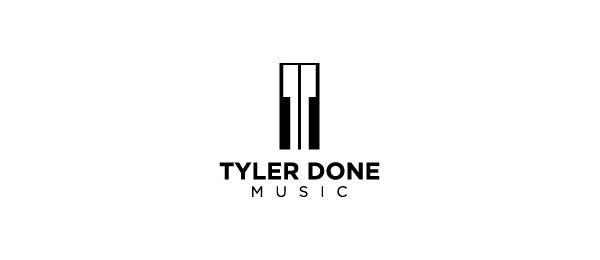 tyler done music logo 36