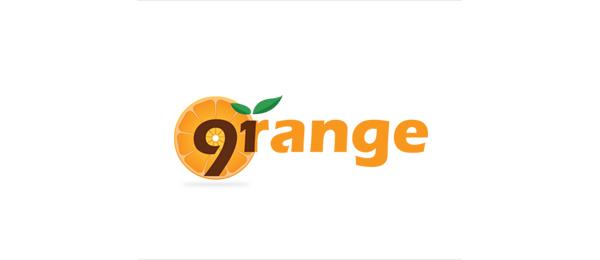 91 orange logo idea 31